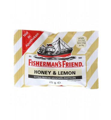 Fishermans friend...