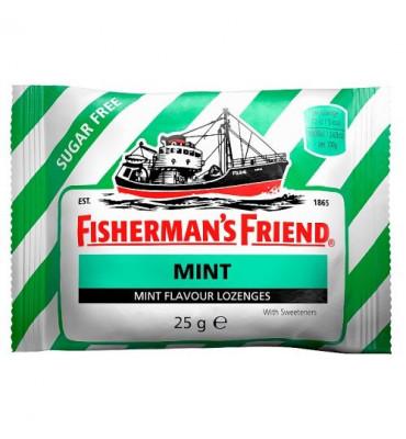 Fishermans friend mint 25g